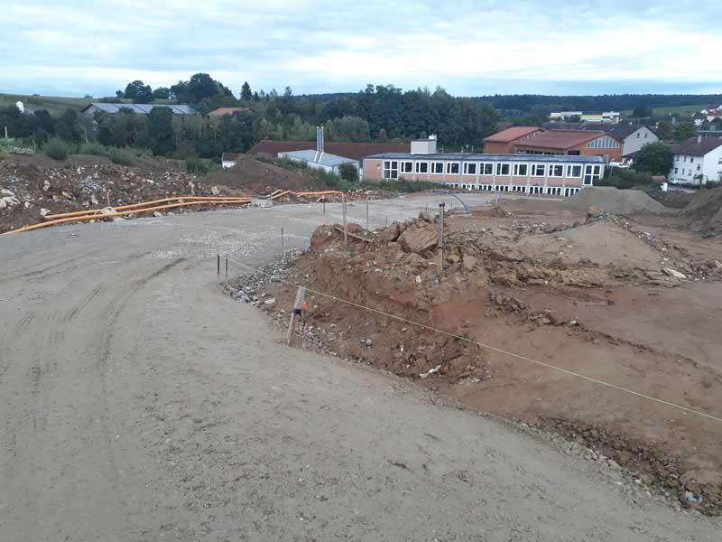 Baugeländeerschließung Engelswieserweg