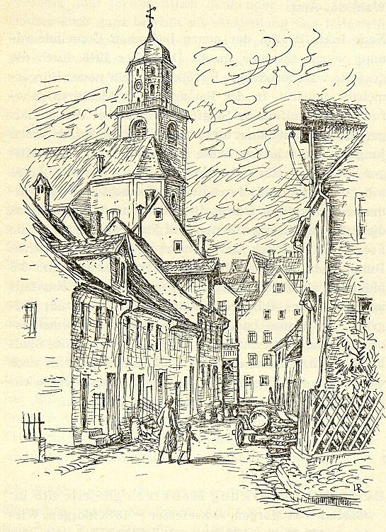 Historische Fuchgasse