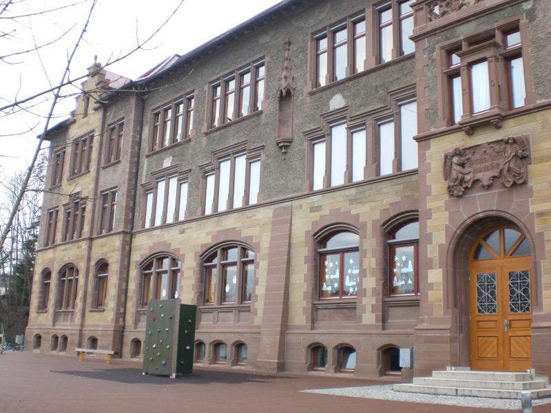 Historische Ansicht der Conradin-Kreutzer-Schule