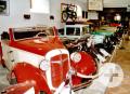 Fahrzeuge im Oldtimermuseum