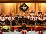 Musikkapelle Heudorf bei einem Konzert