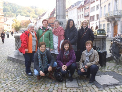 Vorstand der KFD Frauen Meßkirch