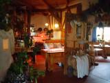 Gastraum des Wirtshaus Rumpelstilzchen