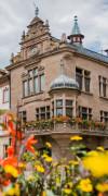 Das Rathaus in Meßkirch