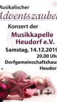 Konzert Musikkapelle Heudorf