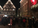 Meßkirch glüht