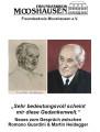 Tagung Heidegger Guardini