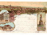 Postkarte Ablachtalbahn