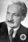 Prof. Dr. Martin Heidegger