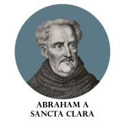 Portrait Abraham a Santa Clara
