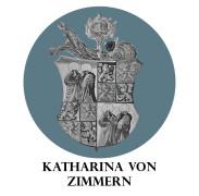Familienwappen Katharina von Zimmern