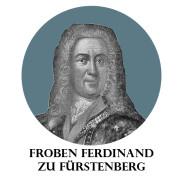 Portrait Froben Ferdinand zu Fürstenberg