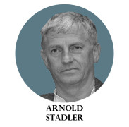 Portrait Arnold Stadler