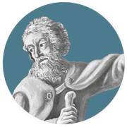 Portrait Heiliger Heimrad