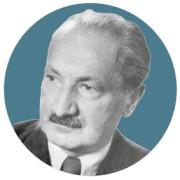 Portrait Martin Heidegger